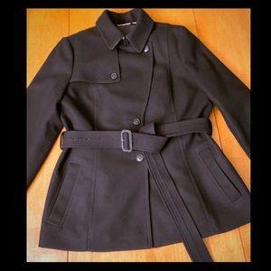 Nova Fides for Banana Republic coat with belt